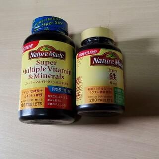 大塚製薬 - 大塚製薬 ネイチャーメイド  スーパーマルチビタミン&ミネラル 鉄
