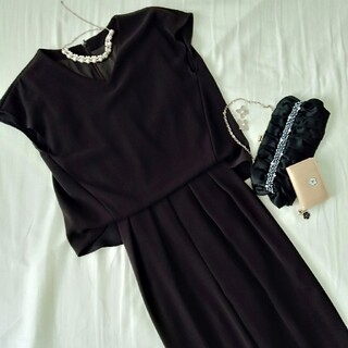 ユナイテッドアローズ(UNITED ARROWS)のユナイテッドアローズ オールインワン ドレス(オールインワン)