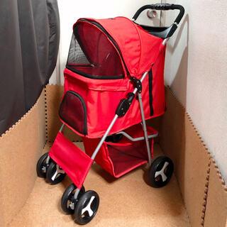 ペットカート ペットバギー  犬用カート 小型犬 中型犬 キャリーカート