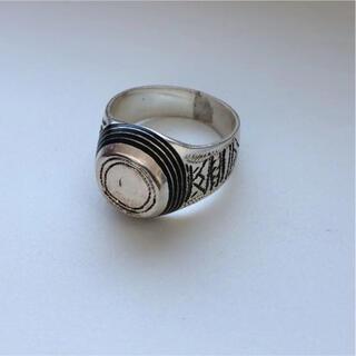 ユナイテッドアローズ(UNITED ARROWS)のトゥアレグシルバー リング 指輪(リング(指輪))