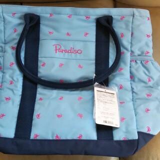 Paradiso - パラディーゾ テニスラケット収納スペース付 テニスバッグ