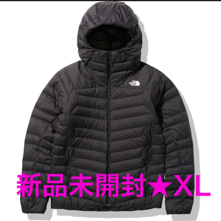 THE NORTH FACE - 【メーカー完売★新品未開封】THE NORTH FACE サンダーフーディ XL