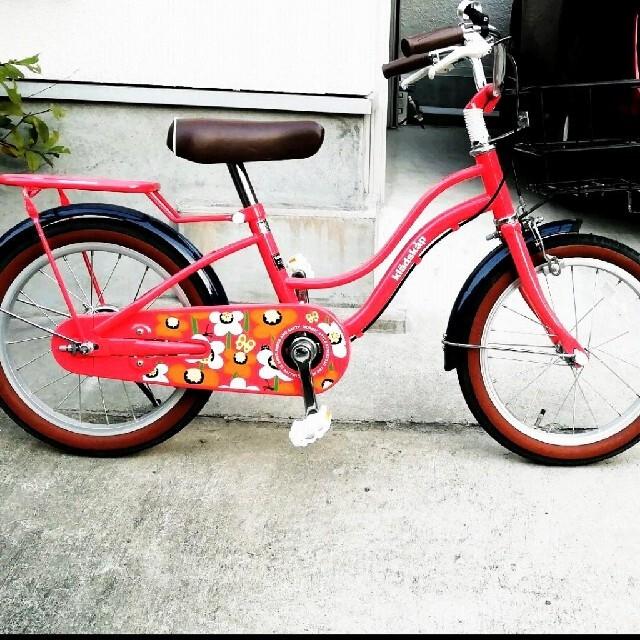 kladskap(クレードスコープ)のklad skap 自転車 キッズ/ベビー/マタニティの外出/移動用品(自転車)の商品写真