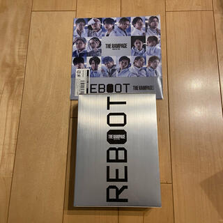 THE RAMPAGE - THE RAMPAGE  REBOOT(豪華盤/Blu-ray Disc2枚付)
