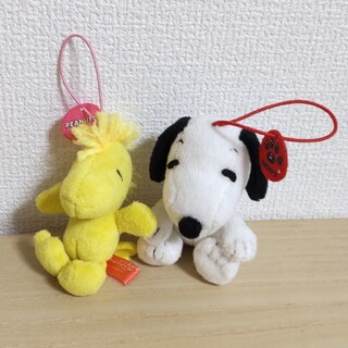 SNOOPY - SNOOPYマスコット&限定メモ帳