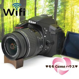 ニコン(Nikon)のニコン D5300☆WiFi搭載♪大人気機種☆1433(デジタル一眼)