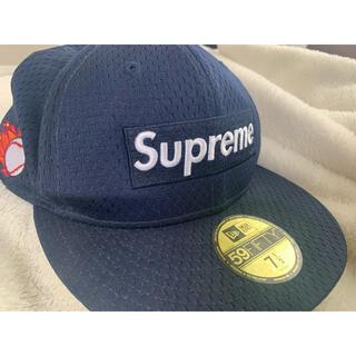 Supreme - supreme ボックスロゴ キャップ