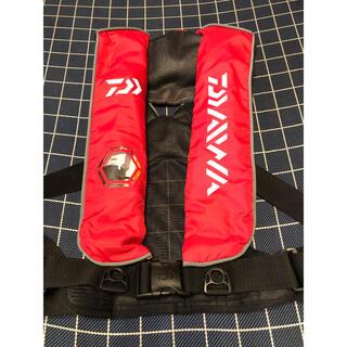 ダイワ(DAIWA)のダイワ ライフジャケット DF-2003 検索用 ライフベスト ライフリング(ウエア)