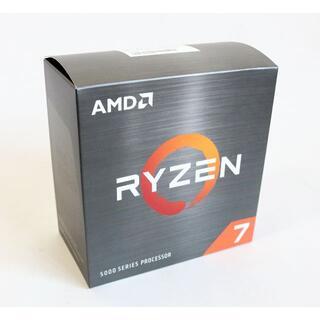 新品未開封 AMD Ryzen 7 5800X 送料込み