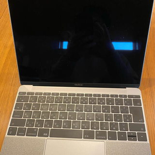 Mac (Apple) - MacBook 12inch 16g 256gb とおまけ