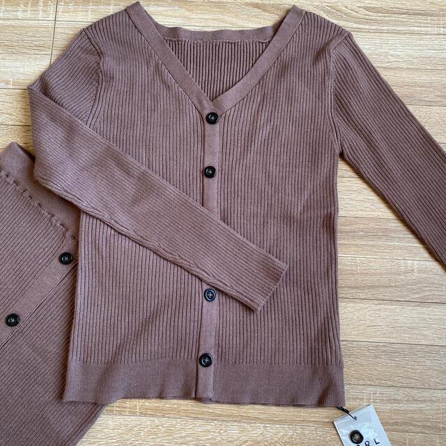 GRL(グレイル)のGRL☆セットアップマーメイドスカート新品未使用 レディースのレディース その他(セット/コーデ)の商品写真