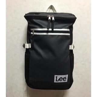 リー(Lee)のLeeボックス スクエアリュック23L 320-4860(バッグパック/リュック)