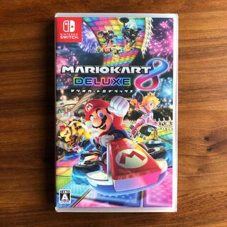 Nintendo Switch - 【新品シュリンク未開封】マリオカート8 デラックス
