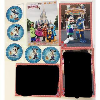Disney - ディズニー 公式 生写真 / シール