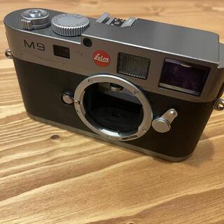 ライカ(LEICA)のLeica M9 センサー交換済み(デジタル一眼)
