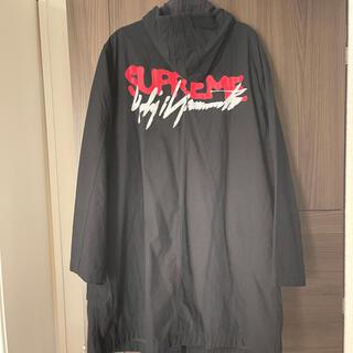シュプリーム(Supreme)のL Supreme®/Yohji Yamamoto® Parka BLACK(モッズコート)