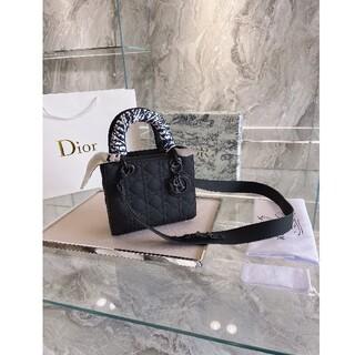 Dior レディディオール ハンド トート ショルダーバッグ 送料込み☆最安値