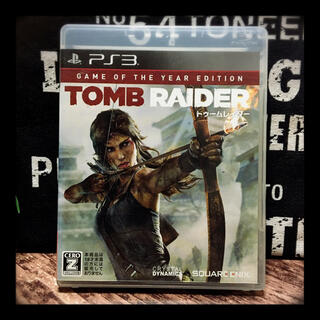 PlayStation3 - TOMB RAIDER Game of the Year Edition(トゥー