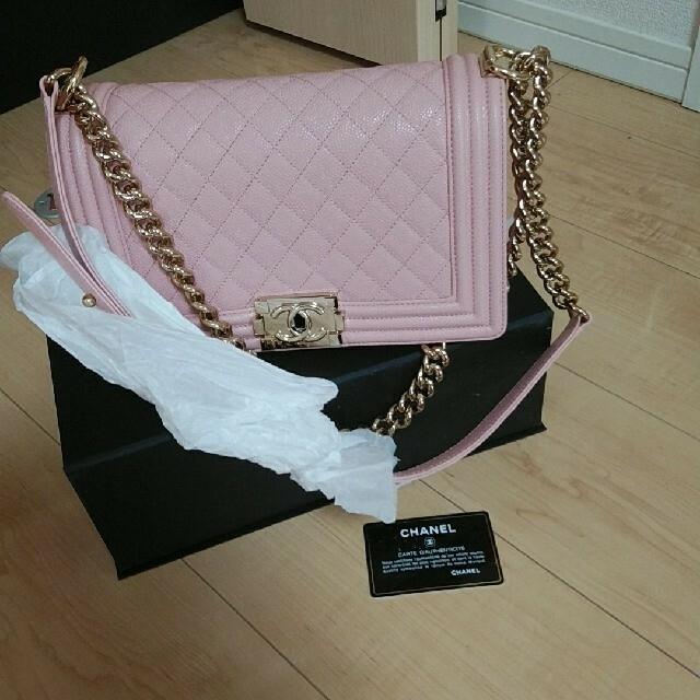 CHANEL(シャネル)のやすべえさま レディースのバッグ(ショルダーバッグ)の商品写真