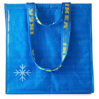 イケア(IKEA)のIKEA イケア 保冷バッグ クーラーバッグ 新品(エコバッグ)