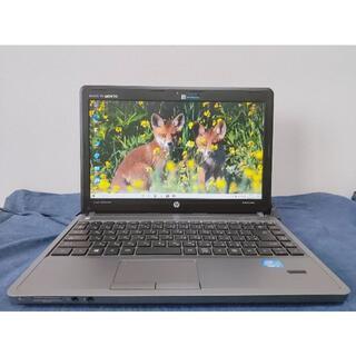ヒューレットパッカード(HP)のHP ProBook 4340s 8/256 第3世代 Core i5(ノートPC)