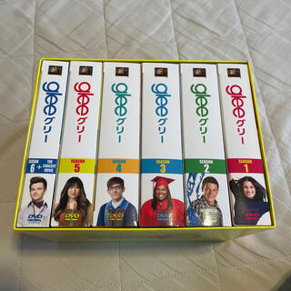 glee/グリー コンプリートDVD-BOX DVD