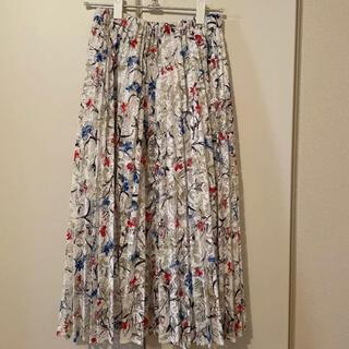 FRAY I.D - フレイアイディー 花柄 レーススカート