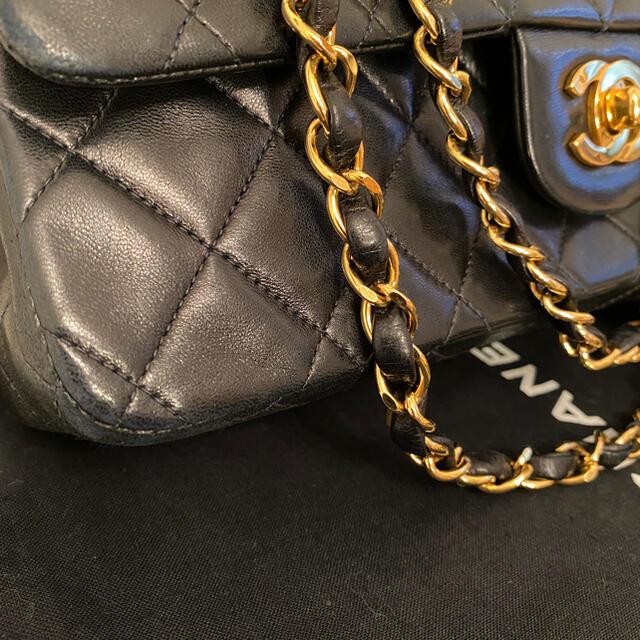 CHANEL(シャネル)のo様 CHANEL マトラッセ ヴィンテージ レディースのバッグ(ショルダーバッグ)の商品写真