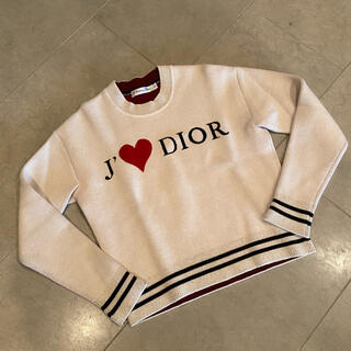 Christian Dior - 3/5限りSALE!未使用!入手困難DIORアムールシリーズニット