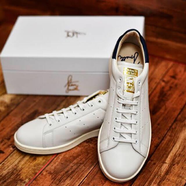 adidas(アディダス)のアディダス スタンスミス recon リコーン ネイビー メンズの靴/シューズ(スニーカー)の商品写真