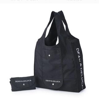 DEAN & DELUCA - DEAN&DELUCA★ショッピングバッグ ブラック エコバッグ 美品
