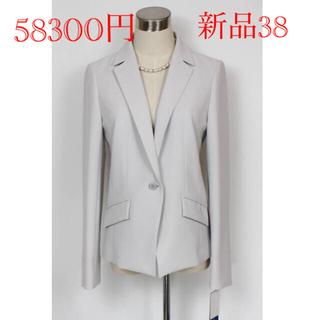 LAPINE - 新品 58300円 9号 ラ ジョコンダ グレー系 38 ラピーヌ ジャケット