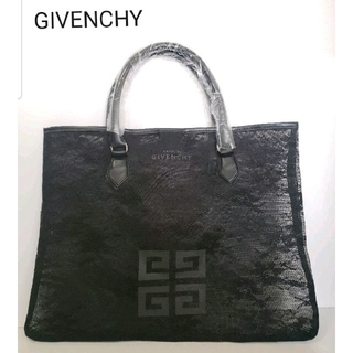 GIVENCHY - ジバンシー GIVENCHY 限定 トートバッグ メッシュ