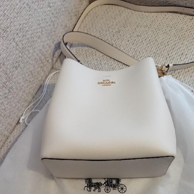 COACH(コーチ)のmi大好きさま専用☆新品未使用☆コーチ☆ショルダーバッグ2wayタイプ レディースのバッグ(ショルダーバッグ)の商品写真