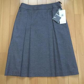 ジェイプレス(J.PRESS)の《新品》J.PRESS ボックスプリーツスカート(ひざ丈スカート)