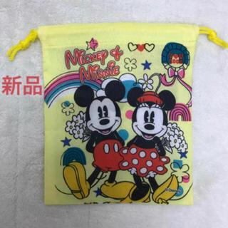 Disney - 【新品】ミッキー & ミニー 巾着