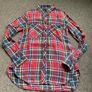 デニムアンドサプライラルフローレン(Denim & Supply Ralph Lauren)のデニム&サプライ チェックネルシャツ(シャツ/ブラウス(長袖/七分))