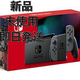 Nintendo Switch - Nintendo Switch Joy-Con(L)/(R) グレー 本体