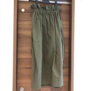 ユナイテッドアローズ(UNITED ARROWS)のASTRAET ギャザースカート(ロングスカート)
