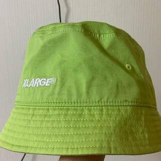 XLARGE - XLARGE バケットハット 黄緑