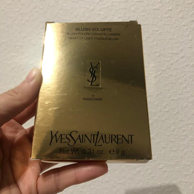 Yves Saint Laurent Beaute(イヴサンローランボーテ)のイヴサンローラン チーク コスメ/美容のベースメイク/化粧品(チーク)の商品写真