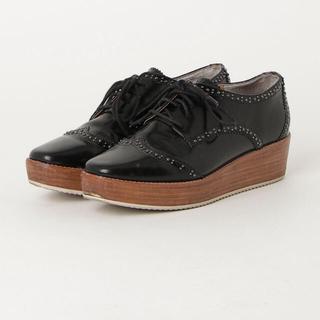 ユナイテッドアローズ(UNITED ARROWS)のUNITED ARROWS プラットフォームシューズ(ローファー/革靴)