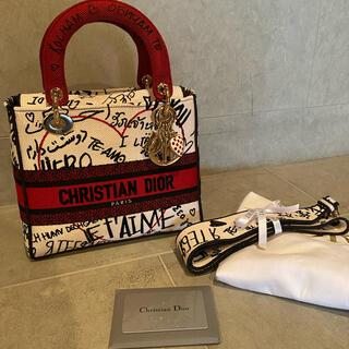 Dior - 3/5限りSALE!極美品!DIOR Amour Lady dior