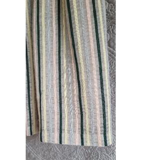 アトリエドゥサボン(l'atelier du savon)のストライプスカート(ロングスカート)