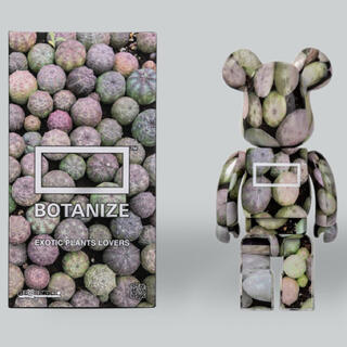 MEDICOM TOY - BE@RBRICK BOTANIZE 400%