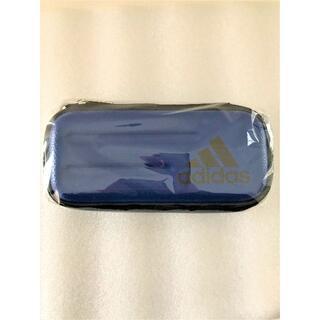 アディダス(adidas)の新品◆未使用「三菱鉛筆ペンケースadidas PT-1502 AI05 青黒」(ペンケース/筆箱)