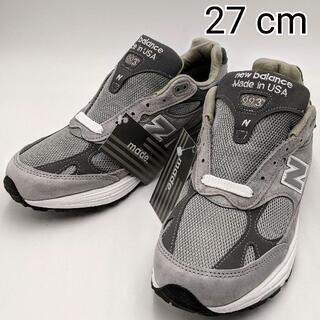 New Balance - ★新品★廃盤★27cm★New Balance MR993GL グレー D レア