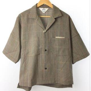SUNSEA - SUNSEA Ancient Check Shirt 3