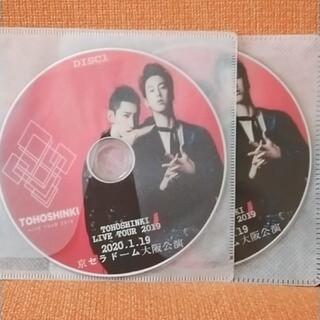 東方神起 - 東方神起 XV DVD