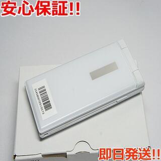 キョウセラ(京セラ)の新品 判定○ SoftBank 501KC DIGNO ケータイ ホワイト (携帯電話本体)